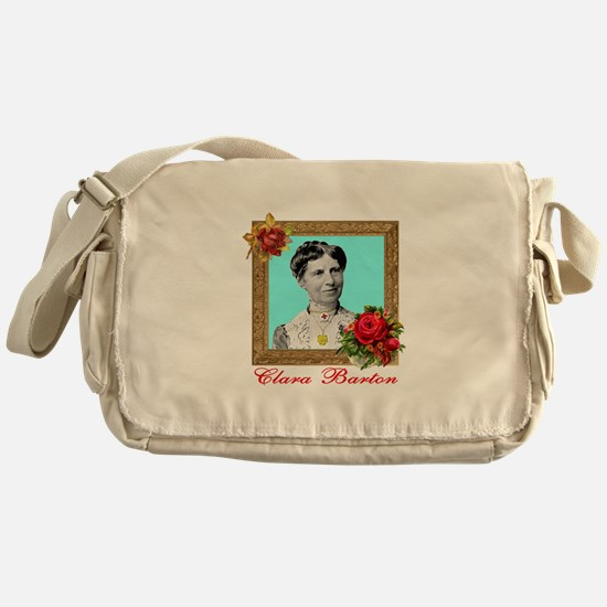 Clara Barton - Nurse Messenger Bag