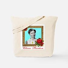 Clara Barton - Nurse Tote Bag