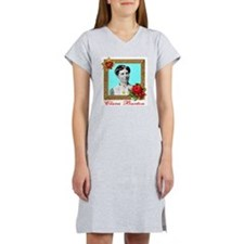 Clara Barton - Nurse Women's Nightshirt