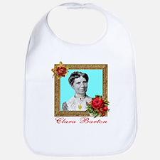 Clara Barton - Nurse Bib