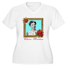 Clara Barton - Nurse T-Shirt