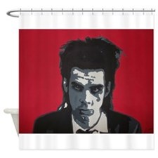 Cute Music artists Shower Curtain
