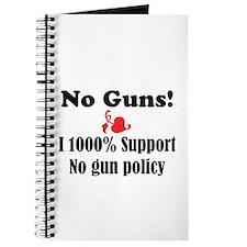 No Guns Journal