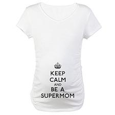 Keep Calm Supermom Shirt