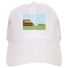 Vendor in Rome Baseball Cap