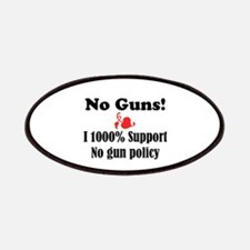 No Guns Patches