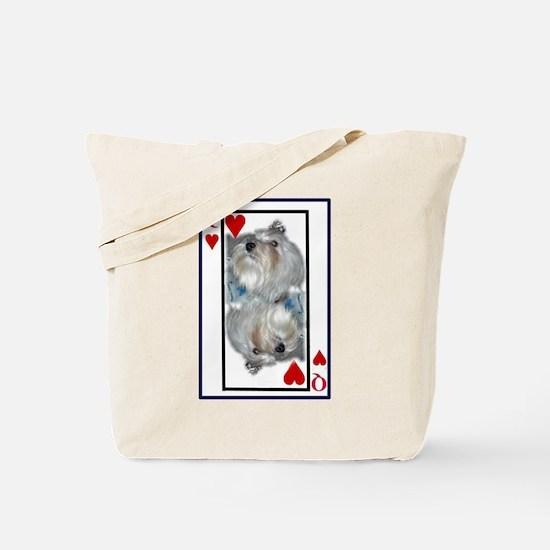 Queen of my heart Tote Bag