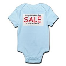Baby Brother For Sale! Infant Bodysuit
