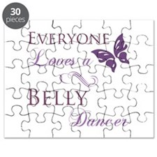 Belly Dancer Puzzle