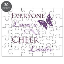 Cheer Leader Puzzle