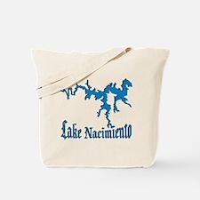 LAKE NACIMIENTO [4 blue] Tote Bag