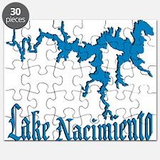 LAKE NACIMIENTO [4 blue] Puzzle