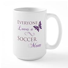 Socer Mom Mug