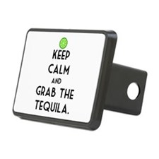 Grab The Tequila Hitch Cover