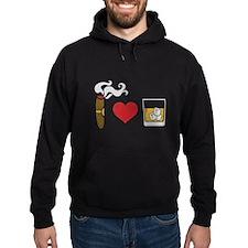 Light Tribal Dog Head logo Sweatshirt