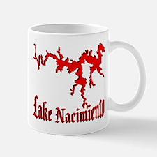 LAKE NACIMIENTO [4 red] Mug