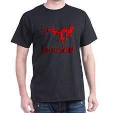 LAKE NACIMIENTO [4 red] T-Shirt