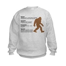 Definition of Bigfoot Jumper Sweater