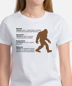 Definition of Bigfoot Tee
