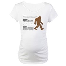 Definition of Bigfoot Shirt