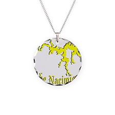 LAKE NACIMIENTO [4 yellow] Necklace