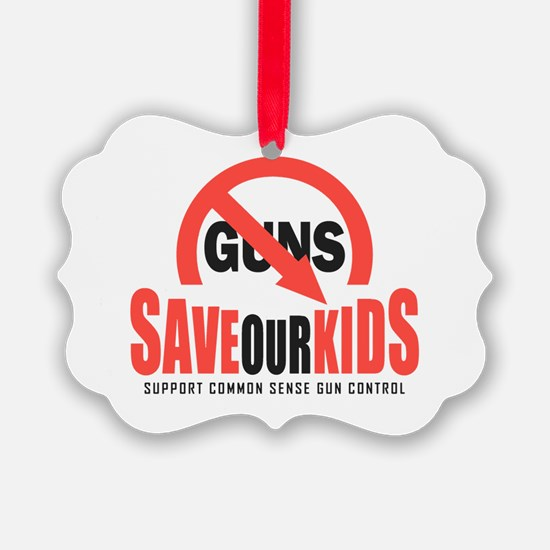 Save Our Kids Ornament