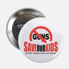 """Save Our Kids 2.25"""" Button"""