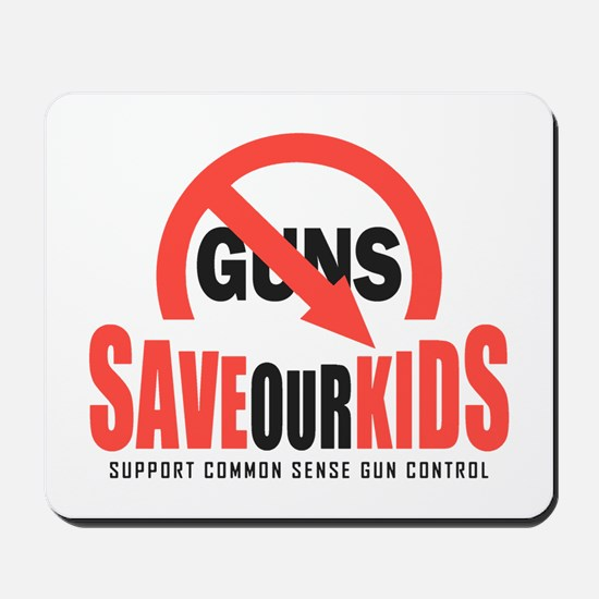 Save Our Kids Mousepad