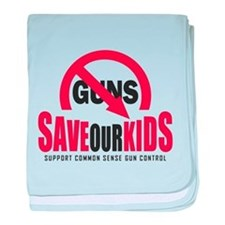 Save Our Kids baby blanket