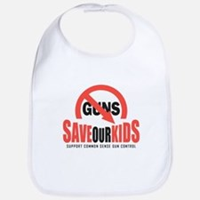 Save Our Kids Bib