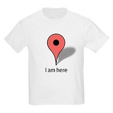 Google Map marker T-Shirt