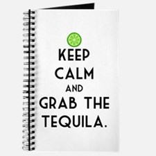 Grab The Tequila Journal