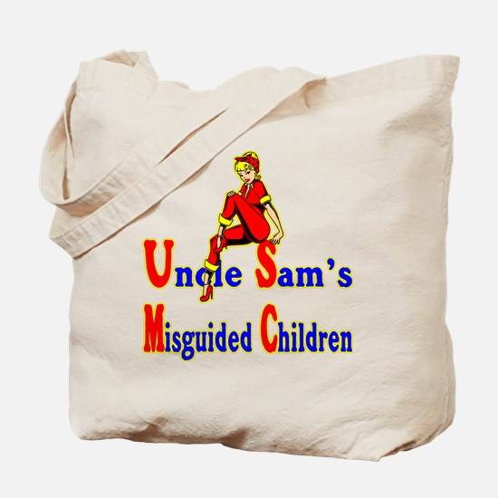 Misguided Children Tote Bag
