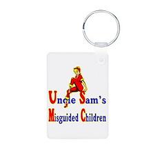 Misguided Children Keychains