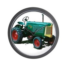 Unique Agriculture Wall Clock