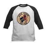 USS HYMAN Kids Baseball Jersey