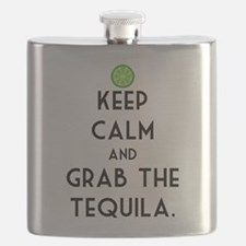 Grab The Tequila Flask