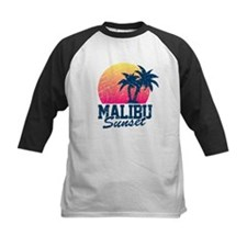 Vintage Malibu Sunset used Tee