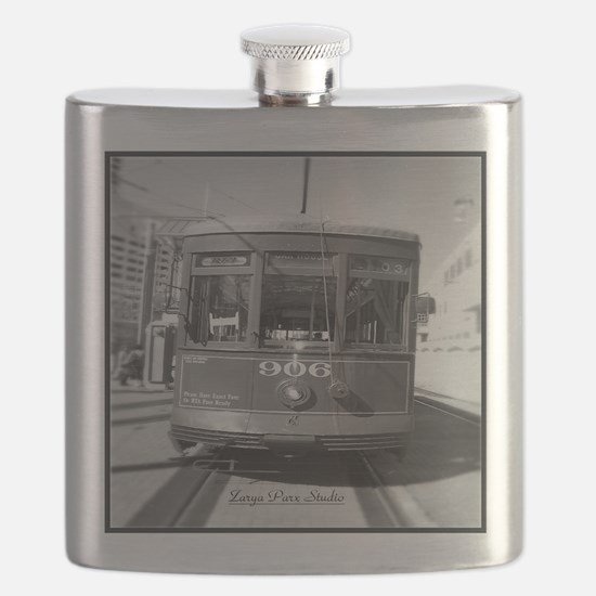 Streetcar 906 Flask