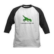 T-Rex Hates Pushups Tee