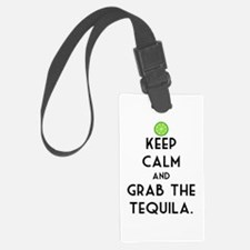 Grab The Tequila Luggage Tag