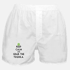 Grab The Tequila Boxer Shorts