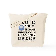 Pluto Revolve In Heavenly Peace Tote Bag