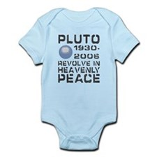 Pluto Revolve In Heavenly Peace Infant Bodysuit