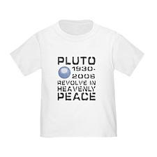 Pluto Revolve In Heavenly Peace T