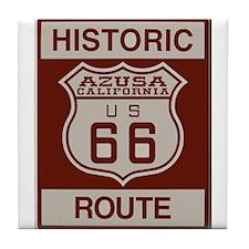 Azusa Route 66 Tile Coaster