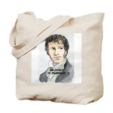 Mr Darcy Of Pemberley Tote Bag