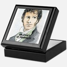 Mr Darcy Of Pemberley Keepsake Box