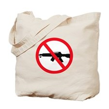 Ban Assault Weapons Tote Bag