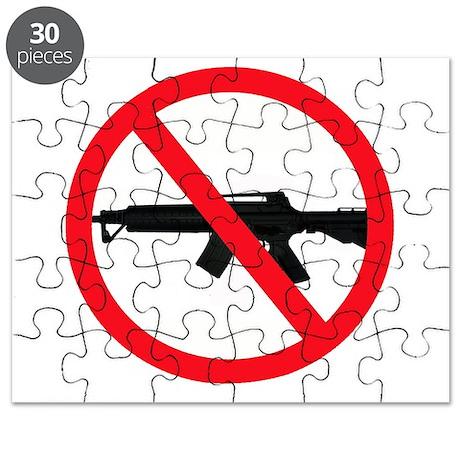 Ban Assault Weapons Puzzle